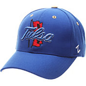 Zephyr Men's Tulsa Golden Hurricane Blue Competitor Adjustable Hat