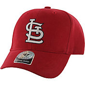 '47 Youth St. Louis Cardinals Basic Red Adjustable Hat