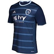 adidas Youth Sporting KC Secondary Replica Jersey