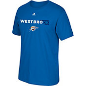 adidas Youth Oklahoma City Thunder Russell Westbrook 'WestbroOK' Blue T-Shirt