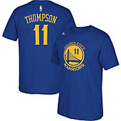 adidas Youth Golden State Warriors Klay Thompson #11 Royal T-Shirt