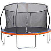 Jump Power 14' Round Trampoline with Safety Enclosure Net