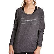 good hYOUman Women's Jordie Graphic Terry Pullover