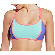 CALIA by Carrie Underwood Women's Strappy Bikini Top