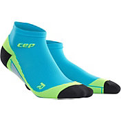 CEP Men's Dynamic+ Run Low Cut Compression Socks