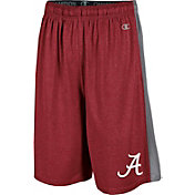Champion Men's Alabama Crimson Tide Crimson Training Shorts