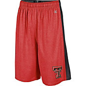 Champion Men's Texas Tech Red Raiders Red Training Shorts