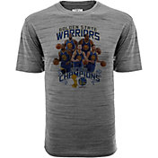 Levelwear Youth 2017 NBA Champions Golden State Warriors Grey T-Shirt