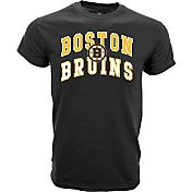 Levelwear Youth Boston Bruins Performance Arch Black T-Shirt