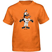 Majestic Toddler Baltimore Orioles Mascot Orange T-Shirt