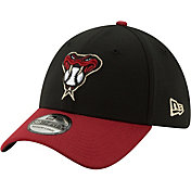 New Era Men's Arizona Diamondbacks 39Thirty Red Flex Hat