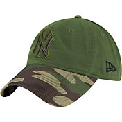 New Era Men's New York Yankees 9Twenty 2017 Memorial Day Camo Adjustable Hat
