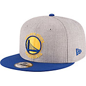New Era Men's Golden State Warriors 9Fifty Adjustable Snapback Hat