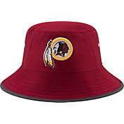New Era Men's Washington Redskins 2017 Training Camp Red Bucket Hat