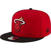 New Era Youth Miami Heat 9Fifty Adjustable Snapback Hat