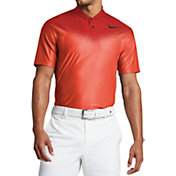 Nike Men's TW Zonal Cooling Fade Blade Golf Polo