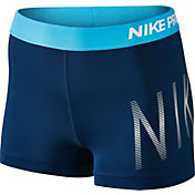 Nike Women's 3'' Pro Cool Graphic Shorts
