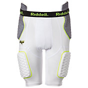 Riddell Adult Power Amp 5-Pad Compression Girdle