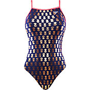 TYR Women's Pineapple Flutter Back Swimsuit