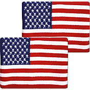 Unique Sports USA Flag Soccer Wristbands