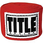 Title Boxing Traditional Weave 180'' Handwraps