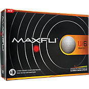 Maxfli U/6 Tour Soft Personalized Golf Balls