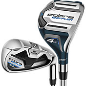 Cobra Baffler XL Hybrid/Irons – (Graphite/Steel)