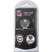 Team Golf Chicago Bears Two-Marker Cap Clip