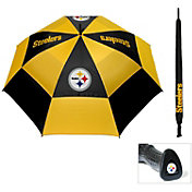 "Team Golf Pittsburgh Steelers 62"" Double Canopy Umbrella"