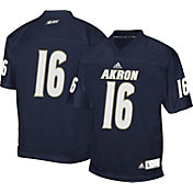 adidas Men's Akron Zips #16 Navy Replica Football Jersey
