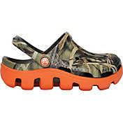 Crocs Kids' Duet Sport Realtree Clogs