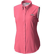 Columbia Women's PFG Tamiami Sleeveless Shirt