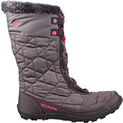 Columbia Kids' Minx Mid II Waterproof Omni-Heat Winter Boots