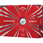 Callaway Chrome Soft Golf Balls - Prior Generation