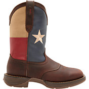 Durango Men's Patriotic Pull-On Work Boots