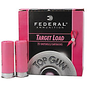 Federal Top Gun Target Shotgun Ammunition