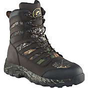 Irish Setter Women's LadyHawk Mossy Oak Break-Up Waterproof 1000g Field Boots