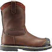 "KEEN Men's Dallas Wellington 10"" Waterproof Steel Toe Work Boots"