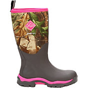 Muck Boots Women's Woody PK Rubber Hunting Boots