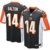 Nike Youth Home Game Jersey Cincinnati Bengals Andy Dalton #14