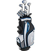 Tour Edge HP25 17-Piece Complete Set – (Graphite/Steel)