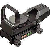 TRUGLO Open Dual Color Red Dot Sight - Black