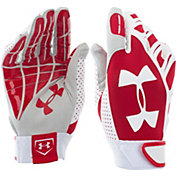 Under Armour Women's Motive Fastpitch Batting Gloves