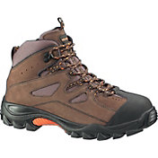 Wolverine Men's Hudson Hiker Steel Toe Work Boots