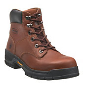 "Wolverine Men's Harrison 6"" Steel Toe Work Boots"