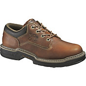 Wolverine Men's Raider Oxford Steel Toe Work Shoes