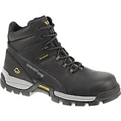 Wolverine Men's Tarmac Reflective 6'' Waterproof Composite Toe Work Boots