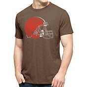 '47 Men's Cleveland Browns Scrum Logo T-Shirt