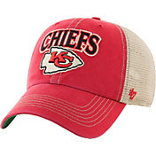 '47 Men's Kansas City Chiefs Vintage Tuscaloosa Red Adjustable Hat