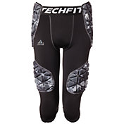 adidas Adult Padded techfit Camo 3/4 Length Girdle